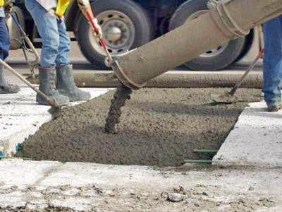 Заказать бетон в бронницы залить пол цементным раствором