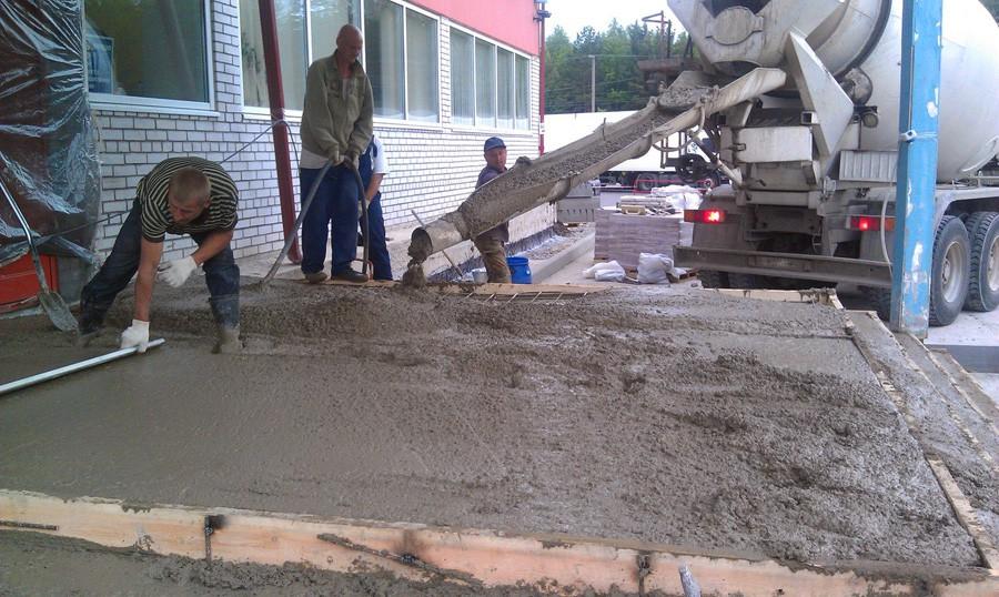 дедовск купить бетон