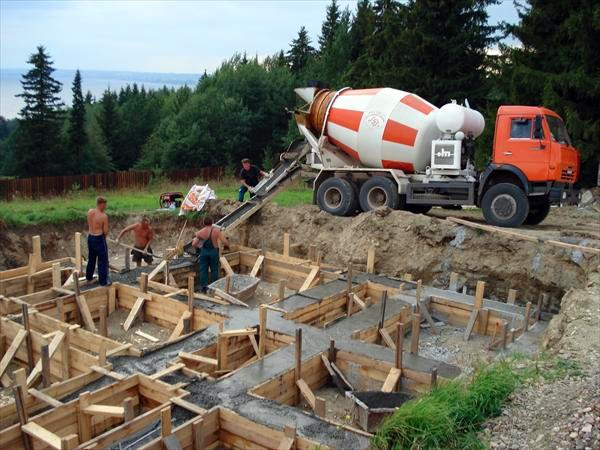 купить бетон в фрязино