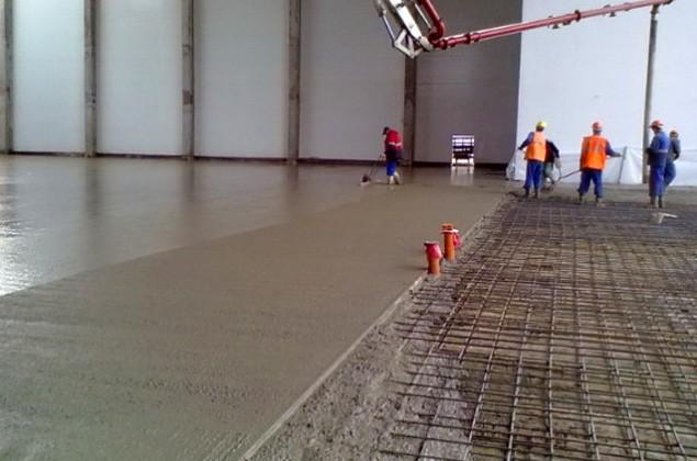 Заказать бетон в кашире в 1 куб сколько кг цементного раствора