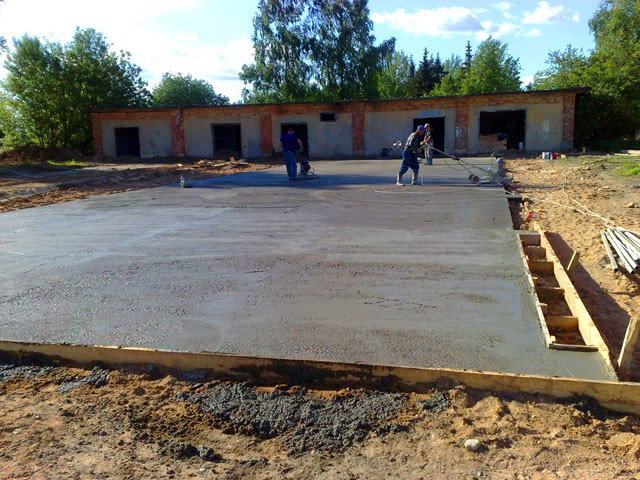 Заказать бетон на участок инновации в бетоне