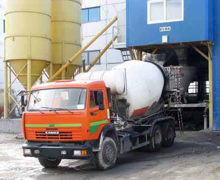 доставка бетона лобня