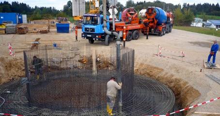 щелково бетон
