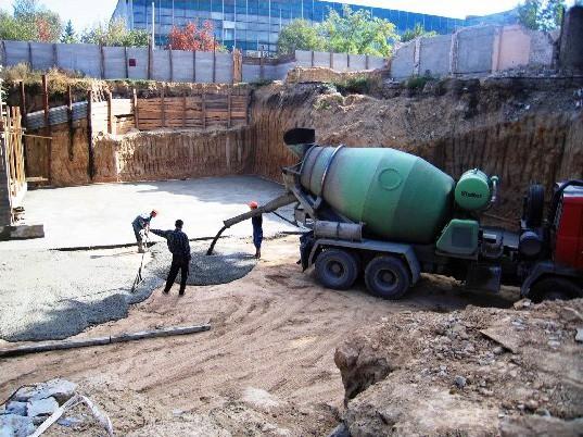 Заказать бетон зарайск высол на бетоне